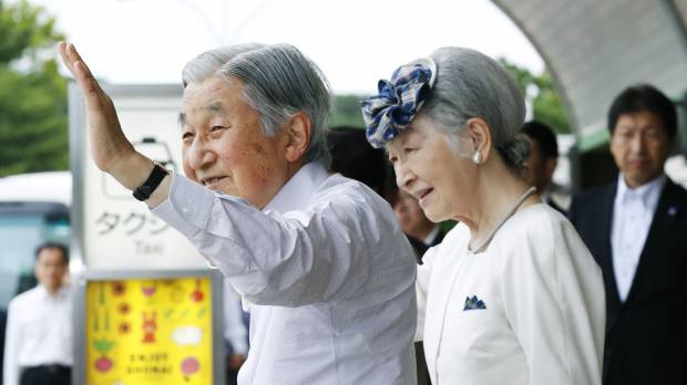 Abe to announce plans for panel to discuss Emperor's abdication