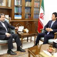 Tehran open to Japanese investment, happy with $10 billion credit line, deputy foreign minister says