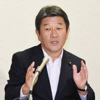 LDP policy chief calls for decommissioning of Monju reactor