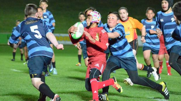 Rugby fever draws Japan youth to New Zealand