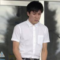 Takahata rape case dropped; actor says he is sorry