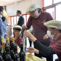Aichi winery helps mentally disabled make a living