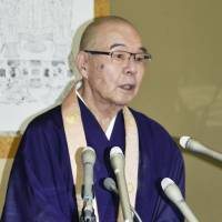 Buddhist governing body questions senior Zenkoji abbot over harassment claims