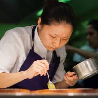 Being young, Japanese, a woman and a chef — in Paris