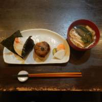 The 'onigiri': Japan's perfect morning meal