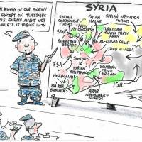 Syria's civil war and the bias in Western media