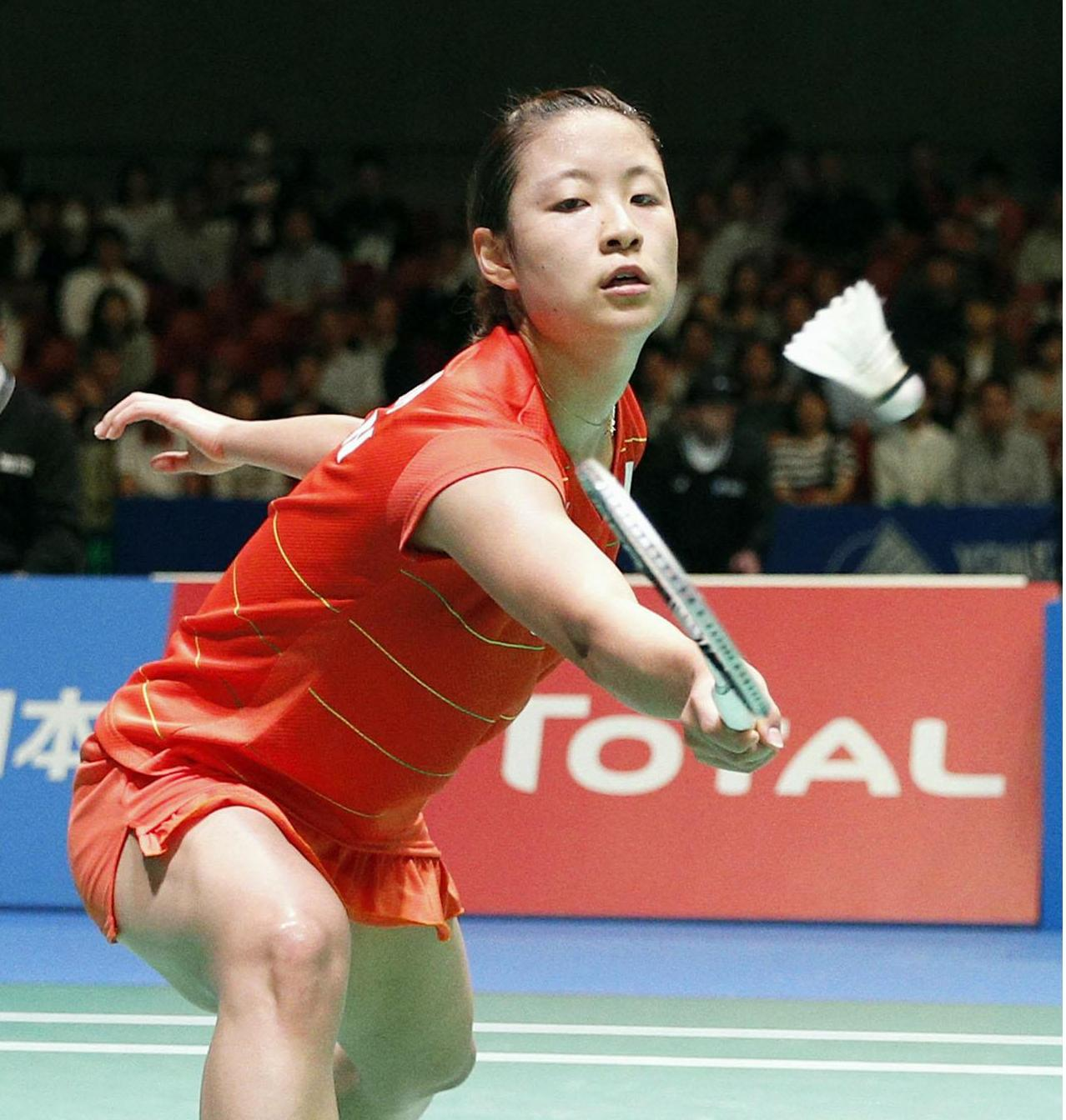 Yamaguchi defeats Okuhara in seventh try moves on to Yonex Open