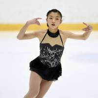 Sakamoto leads strong showing by juniors in France