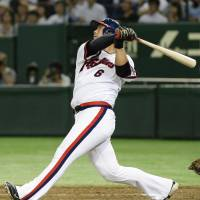 Nakata fuels Fighters with two-homer performance