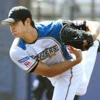 Fighters set up ace Otani as trump card in PL pennant race