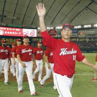 Returning Carp hero Kuroda gets fitting reward