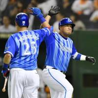 BayStars demolish Giants with six-homer attack