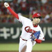 Carp reduce magic number to one to clinch CL pennant