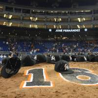 Memorial service set for Marlins ace Fernandez