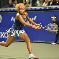 Osaka sinks Doi at Pan Pacific Open