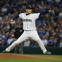 Blue Jays pounce on Mariners hurler Iwakuma
