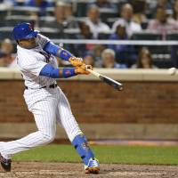Cabrera belts 11th-inning blast to lift Mets