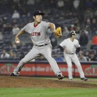 Red Sox wrap up AL East division crown