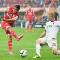 Muto scores as Mainz grabs first league win of season