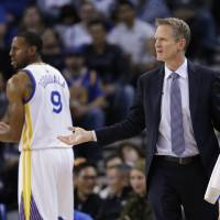 Kerr speaks out on police shootings