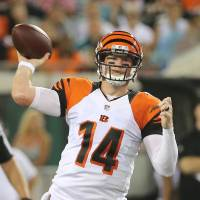 Dalton determined to lead Bengals
