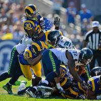 Rams win in long-awaited return to L.A.