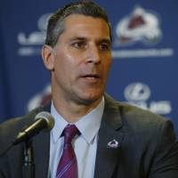 Avalanche coach Bednar finally makes NHL