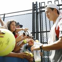 Date-Krumm pinpoints Nishikori's maturation, mental strength as key factors against Murray