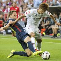 Osako scores in Cologne draw