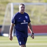 Allardyce era begins with qualifier against Slovakia