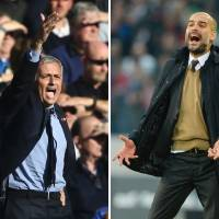 Mourinho, Guardiola set to renew bitter rivalry in Manchester Derby
