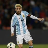 Messi to miss Venezuela game with groin injury