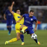 Leicester beats Porto for second win
