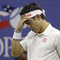 Nishikori falls against Wawrinka in semifinal round at U.S. Open