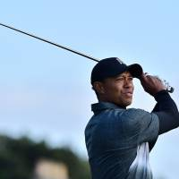 Tiger hoping to return to competition next month