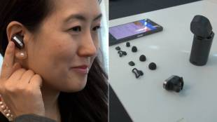 [VIDEO] Sony's Xperia Ear