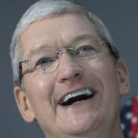 Tim Cook | BLOOMBERG