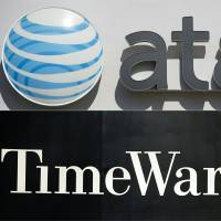 AT&T agrees in principle to buy Time Warner for $85 billion