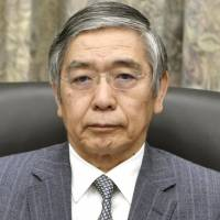 BOJ chief suggests new time frame in store for inflation target