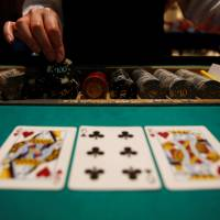 With the Liberal Democratic Party's dominance in the Diet, pro-casino lawmakers hope bills to legalize casinos will advance during this legislative session. Public opinion opposes casinos largely because of the risks of gambling addiction. | REUTERS