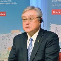 Hitachi chief signals partnerships needed to revive reactor business