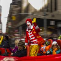 Ronald McDonald keeps low profile amid rash of creepy clown sightings