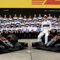 McLaren Honda crew to use 'hitoe' wearable sensor clothing in F1 racing