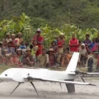 Africa trying out drones to deliver medicines, blood but hurdles, fears abound