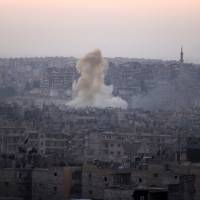 Syria eases airstrikes so civilians can flee Aleppo