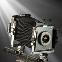 Ansel Adams' large-format camera, gear going on block in New York