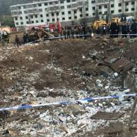 Trio 'confess' to storing explosives linked to China blast fatal to 14; media muzzled