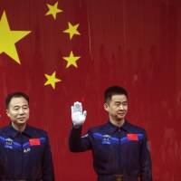China to blast two astronauts into space Monday