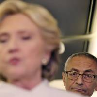 Clinton aides weighed levity over emails, hacked trove reveals