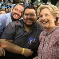 Clinton camp grappled with email issue, even weighed levity, leaks show